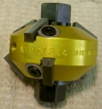"Neway Yuva Kateri 1-1/8"" (28.58mm) - 30° x 45°"