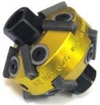 "Neway Yuva Kateri 1-3/8"" (34.93mm) - 30° x 45° - 5 Elmas Uç"